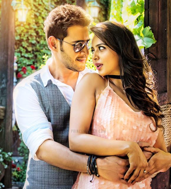 Rakul Preet  Mahesh Babu HD Images