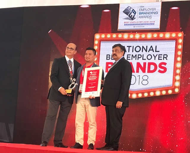 Thai Vietjet Was Global Best Employer Brand 2019