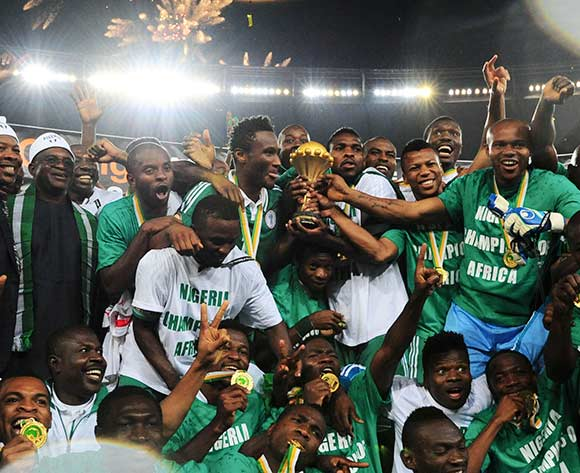 afcon+14 - Good moment of Super Eagles- Photos
