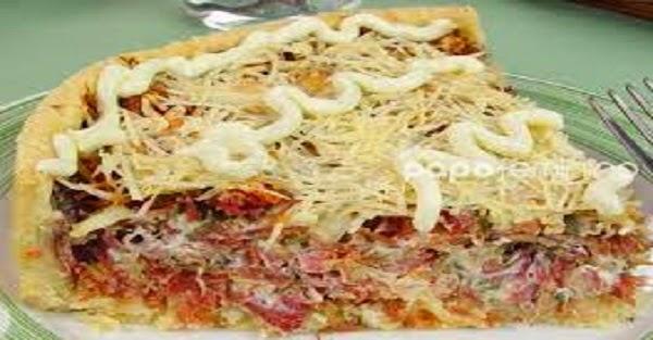 Empadão de Carne Seca Diferente (Imagem: Reprodução/Internet)