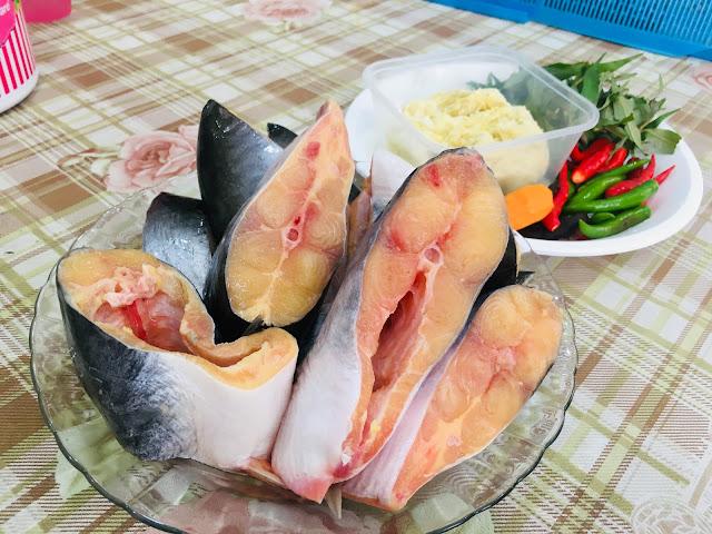 resepi ikan patin tempoyak asli temerloh blog cik matahariku