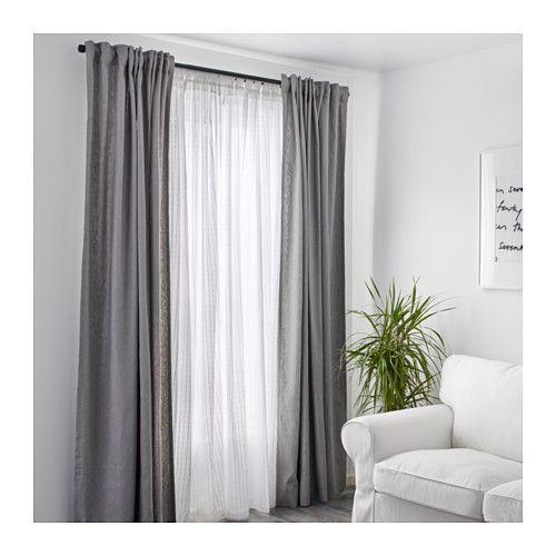 quelle longueur pour les rideaux