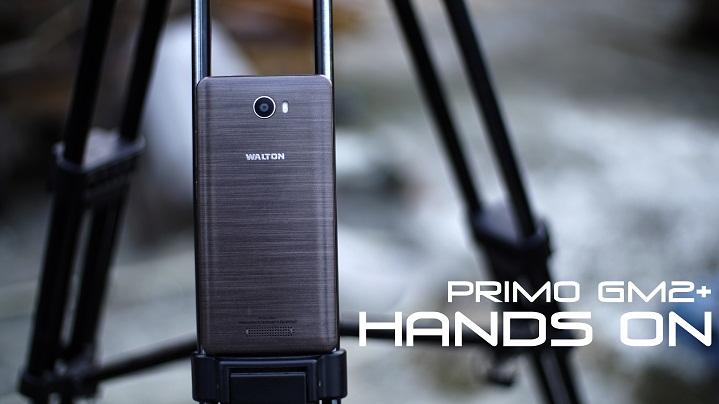 Primo GM2+ review হ্যান্ডস-অন রিভিউঃ ৪০০০ মিলিঅ্যাম্পিয়ার ব্যাটারি ও এলইডি ফ্ল্যাশযুক্ত ৫ মেগাপিক্সেল ফ্রন্ট ক্যামেরার Walton Primo GM2 ও Primo GM2+