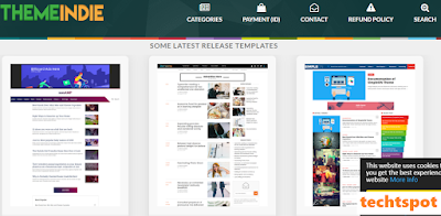 Free Mobile-friendly Blogger Templates