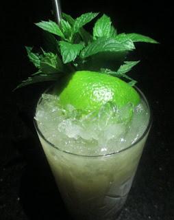cocktail virgin slut: kona swizzle
