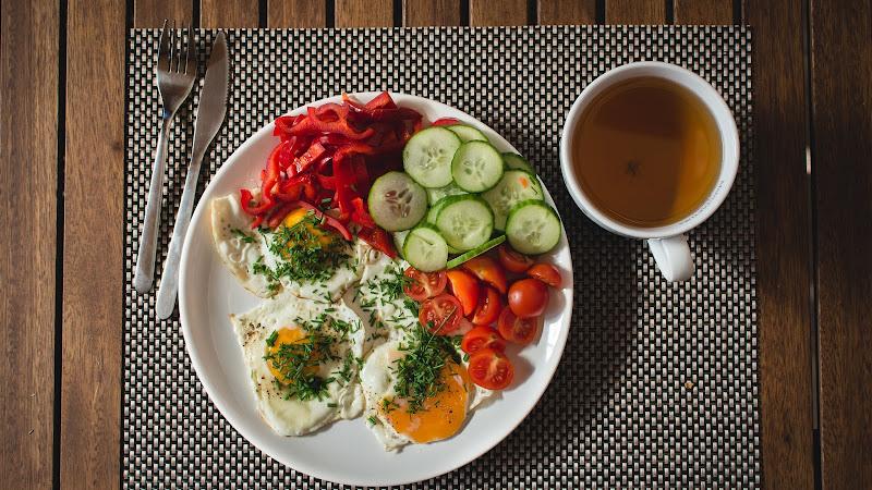 Tasty and Healthy Breakfast HD