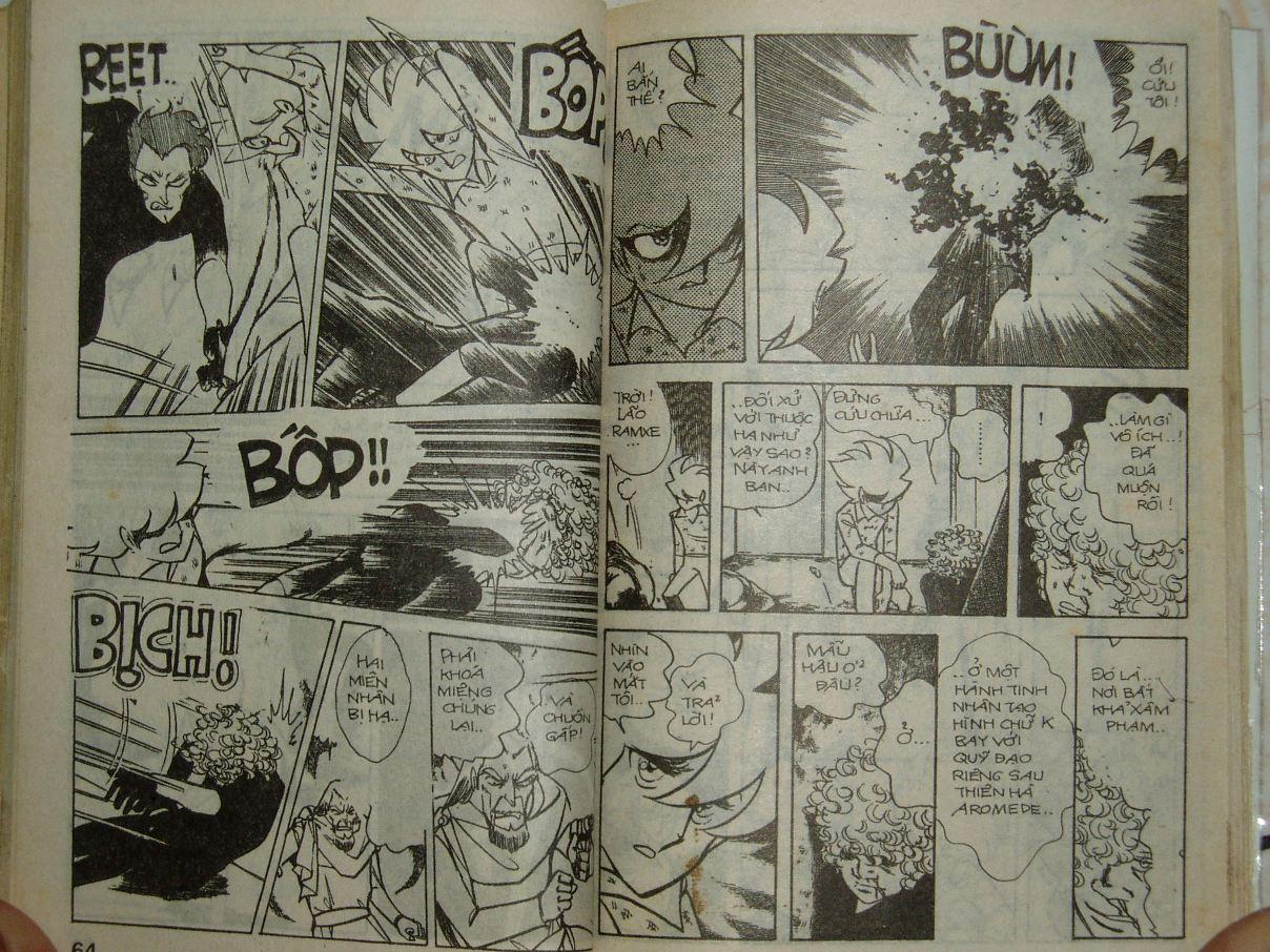 Siêu nhân Locke vol 05 trang 32