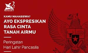 Beasiswa DIKTI untuk Mahasiswa S1 Seluruh Indonesia - 1 Juni 2017