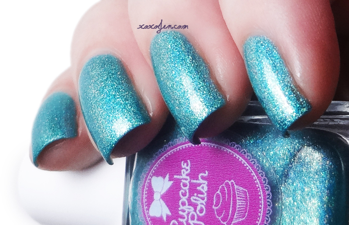 xoxoJen's swatch of Cupcake Polish Look Who's Stocking Now