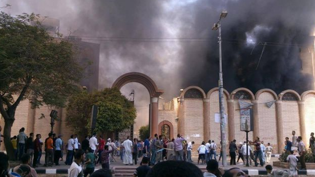 isis attack churches in egypt palm sunday