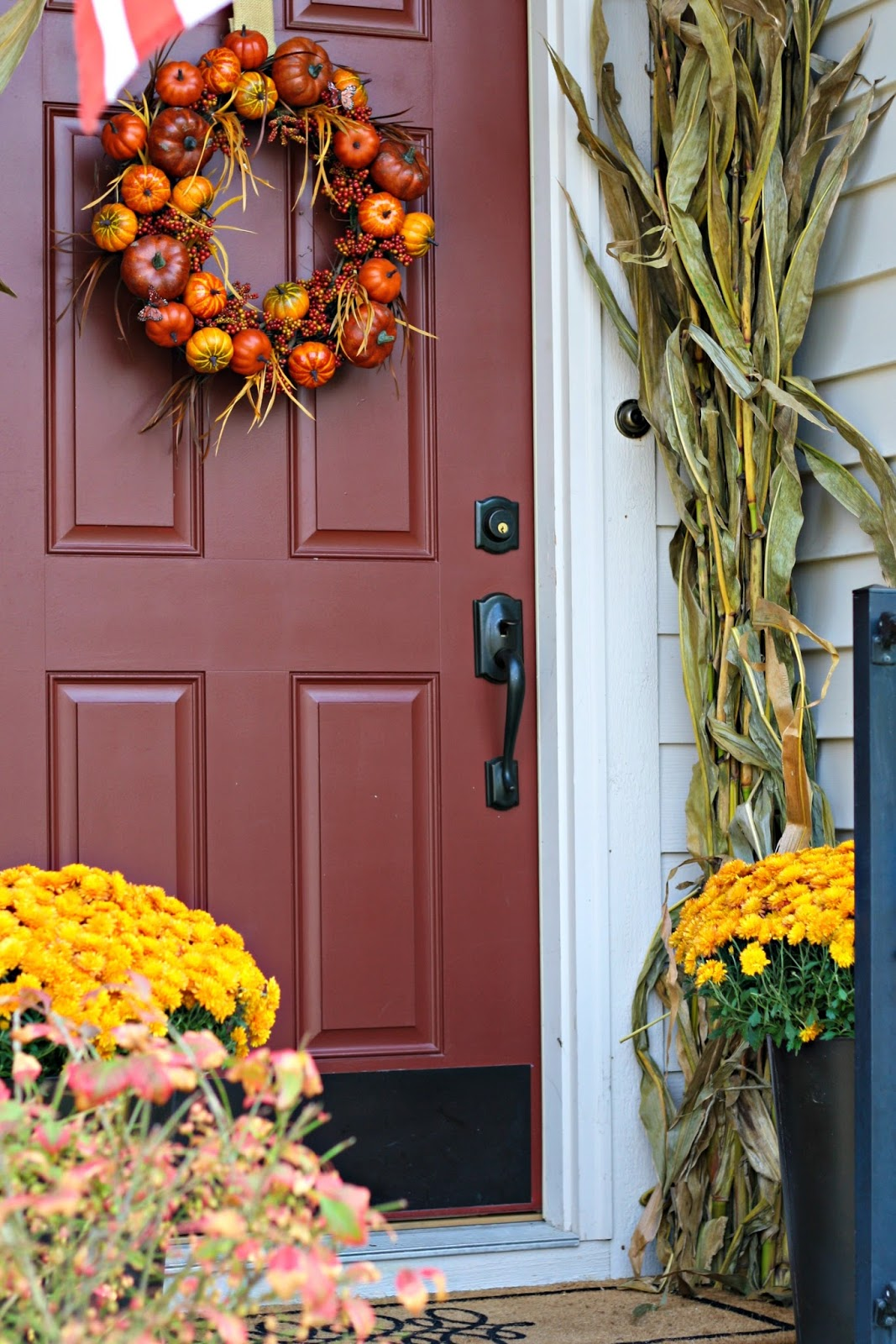 Fall Decor To Make Best Of Fall Decorating Ideas From Thrifty Decor Chick