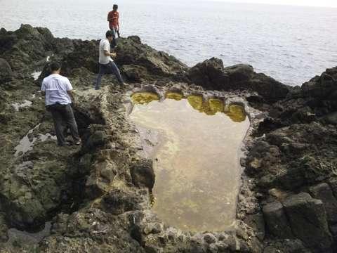 Jejak Kaki Raksasa di Tapak Tuan Aceh