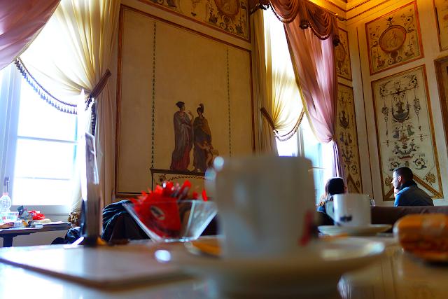Tip na utajený výhled na náměstí Svatého Marka, benátky průvodce, kam v benátkách, co vidět v benátkách, na kávu do benátek, muzeum correr, vyhlídka na San Marco, vyhlídka na náměstí svatého marka, káva na san marco