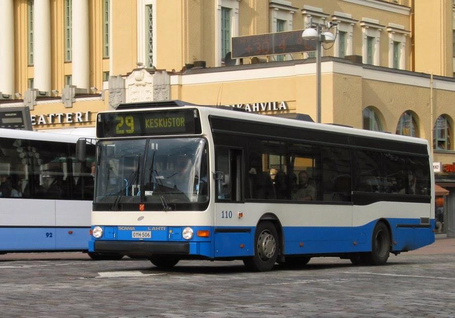 Tampere Nysse