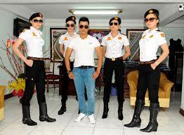 Chuyện tình nữ vệ sĩ