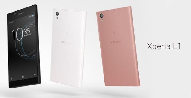 سعر ومواصفات Sony Xperia L1 بالصور والفيديو