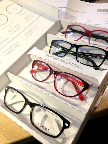 Glasses Frames Free Trial : Odd Socks and Pretty Frocks