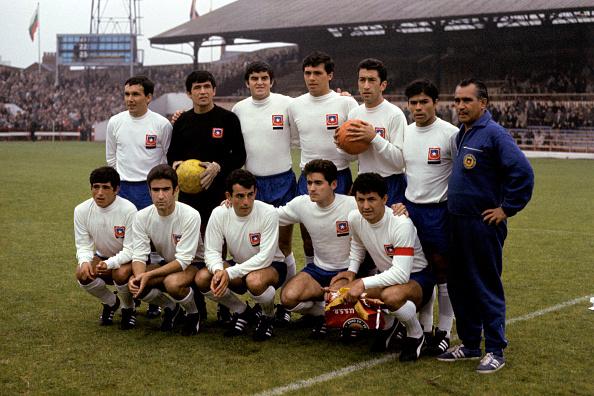 Formación de Chile ante Unión Soviética, Copa del Mundo Inglaterra 1966, 20 de julio