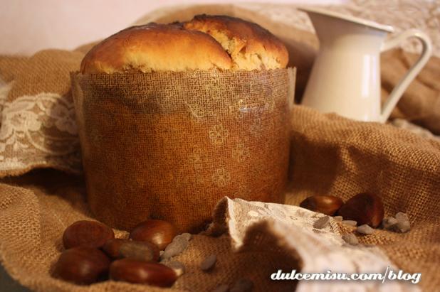 panettone-castañas