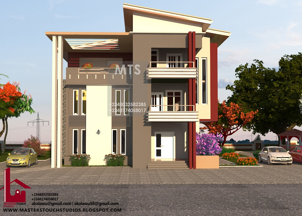 6 bedroom duplex with pent floor residential homes and for 6 bedroom duplex