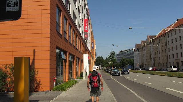 Hospedagem em Munique