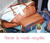 hacter mode recyclee