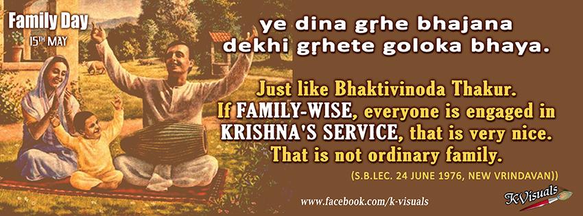 K-Visuals: Family Grihasta Life Quotes