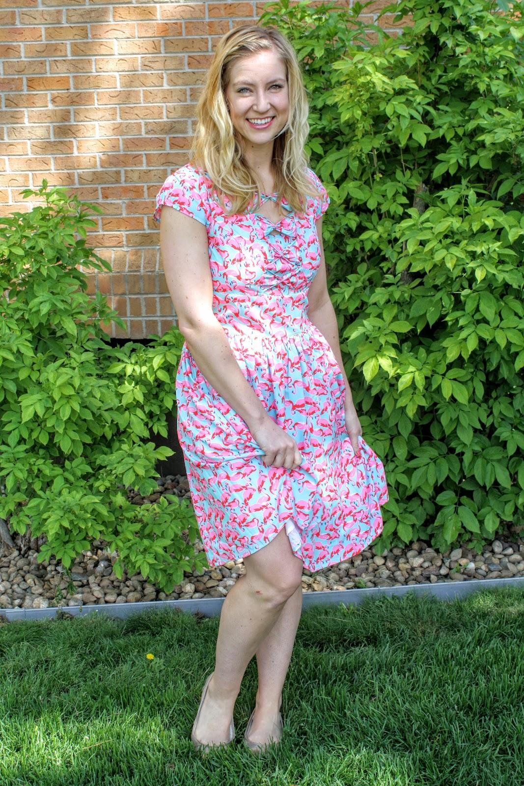 Summer dresses for ladies rain