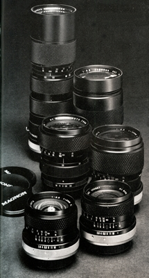Objectifs MAGNON, 1978