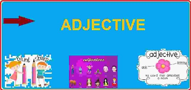 adjective degrees of comparison exercises