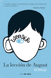La lección de august wonder palacio novela bullying catalan español castellano epub descargar gratis kindle