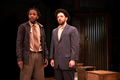 Blood Knot @ The Orange Tree Theatre