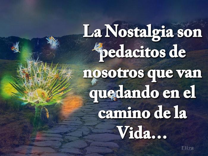 ///El tiempo...la nostalgia...=== La-nostalgia