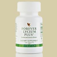 Хранителна добавка с лициум и женско биле /Forever Lycium Plus/