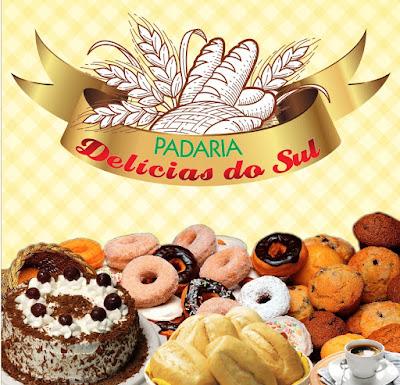 Design - Padaria Delícias do Sul
