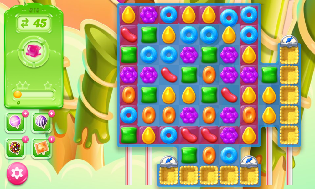Candy Crush Jelly Saga 313