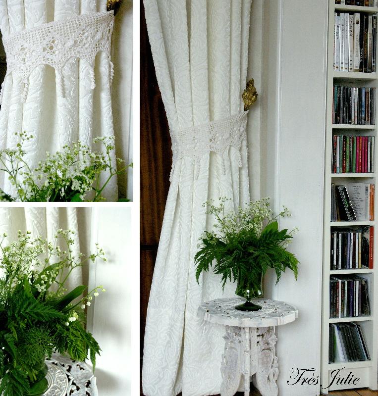 tr s julie weitere etappe. Black Bedroom Furniture Sets. Home Design Ideas