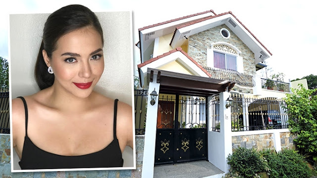 Take a Tour of Julia Montes' Favorite House in Antipolo!