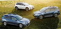 Subaru, SUV da iyi