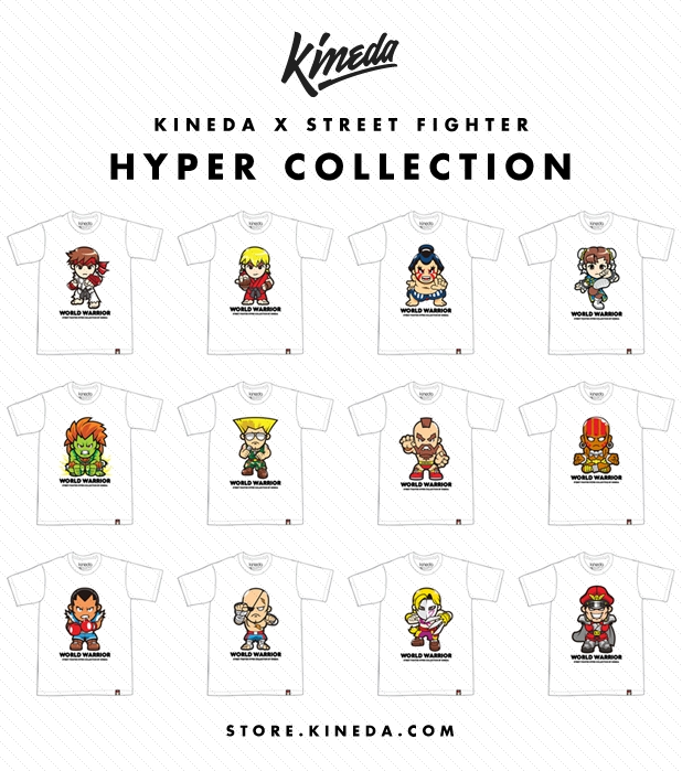 The Blot Says Street Fighter X Kineda Hyper