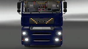 MAN TGA 18.430 truck mod 1.20
