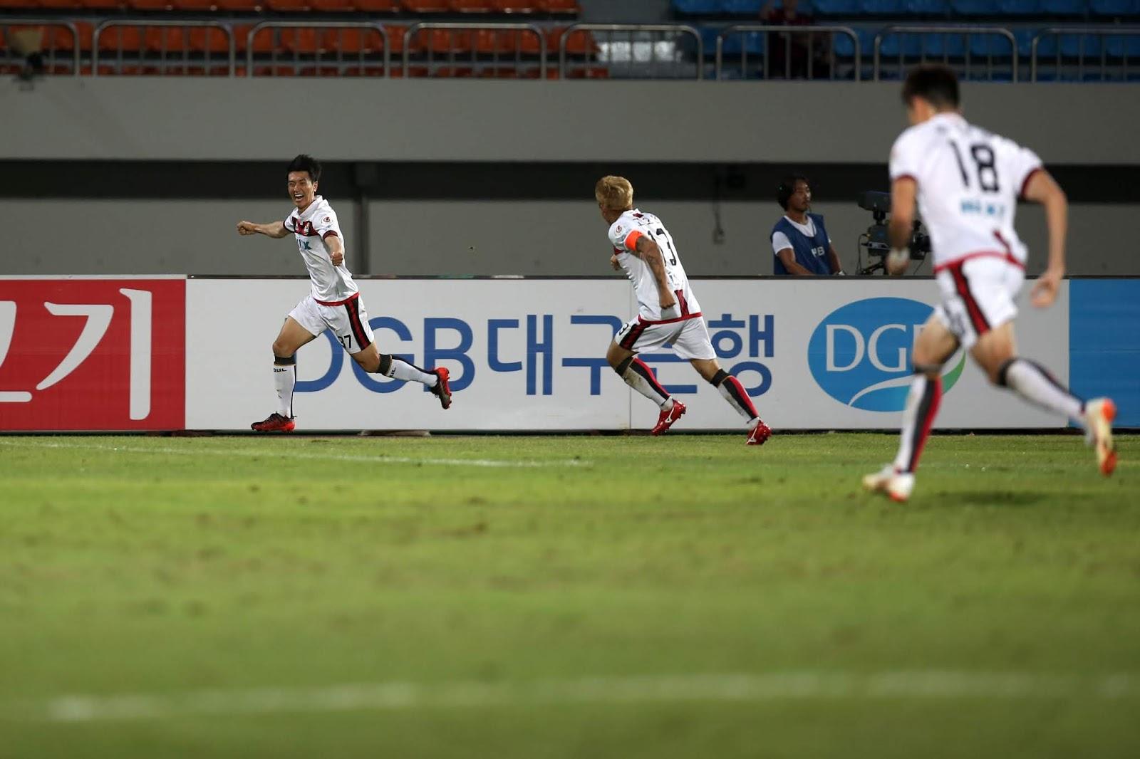 Song Jinhyung FC Seoul goal Sangju Sangmu K League 1