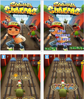 Download Game HP Java Subway Surfers