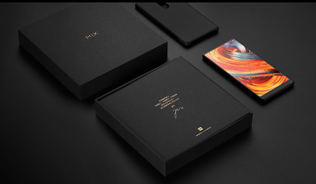 Ini harga Xiaomi Mi Mix 2, ulasan lengkap dan spesifikasi