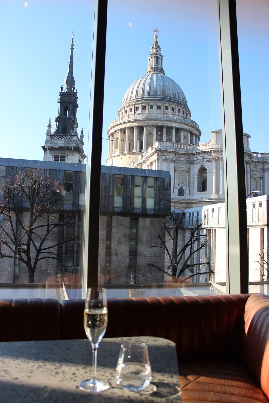 Barbecoa St Pauls review view