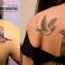 Two birds tattoo designs!