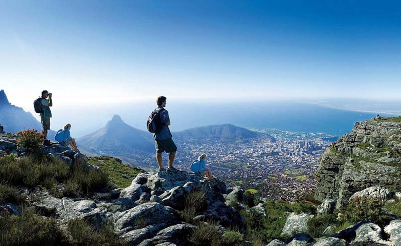 Cape Town's top activities