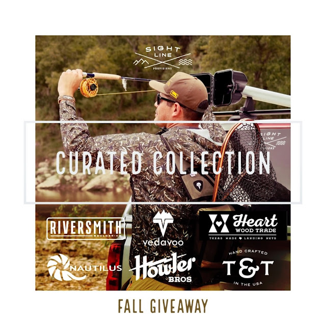 SIGHT LINE PROVISIONS - Curated Collection Fall Giveaway
