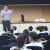 "Escritor apresentou seu ""Bate-Papo Infanto-juvenil"" para grupo de estudantes"
