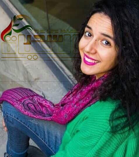 نادين خالد: أحب الاستقلال بنفسي لا أنتمي لفرقة تمثيل معينة..وأميل لتقديم الأدوار السيكوباتية..ولن أتنازل عن الرقص
